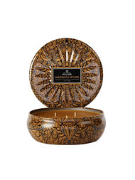 Voluspa Chestnut & Vetiver 3 Wick