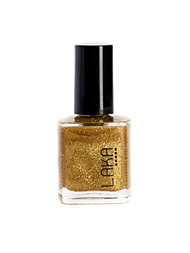 Laka Manicure Gold French Nail Polish