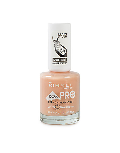 NAIL POLISH - RIMMEL / LYCRA FRENCH MANICURE - NELLY.COM
