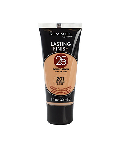 MAKE UP - RIMMEL / LASTING 25H FOUNDATION - NELLY.COM