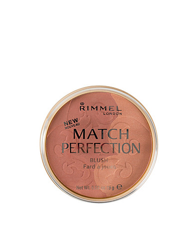 MAKE UP - RIMMEL / MATCH PERFECTION BLUSH - NELLY.COM