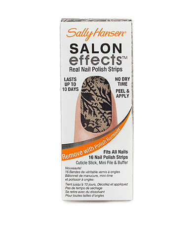NAIL DESIGN - SALLY HANSEN / SALON EFFECTS NAIL STRIP - NELLY.COM