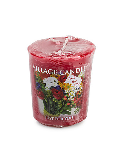 BEAUTY @ HOME - VILLAGE CANDLE / JUST FOR YOU VOTIVE - NELLY.COM