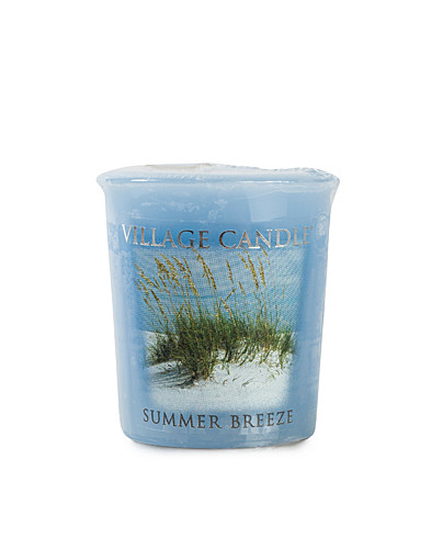 BEAUTY @ HOME - VILLAGE CANDLE / SUMMER BREEZE VOTIVE - NELLY.COM