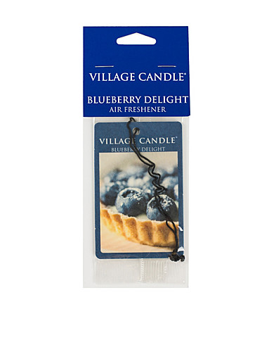 BEAUTY @ HOME - VILLAGE CANDLE / BLUEBERRY DELIGHT PILLAR - NELLY.COM