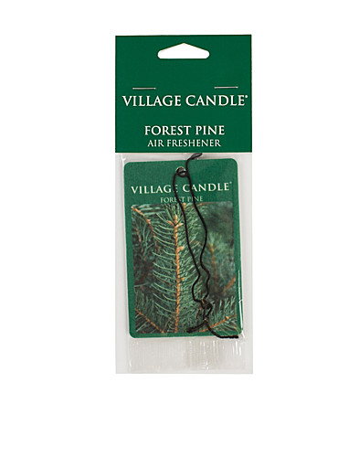 BEAUTY @ HOME - VILLAGE CANDLE / FOREST PINE PILLAR - NELLY.COM