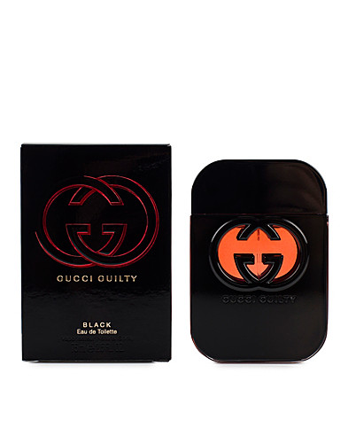 DOFTER - GUCCI PERFUME / GUCCI GUILTY BLACK EDT 75ML - NELLY.COM