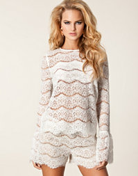 Isabel Lace Top