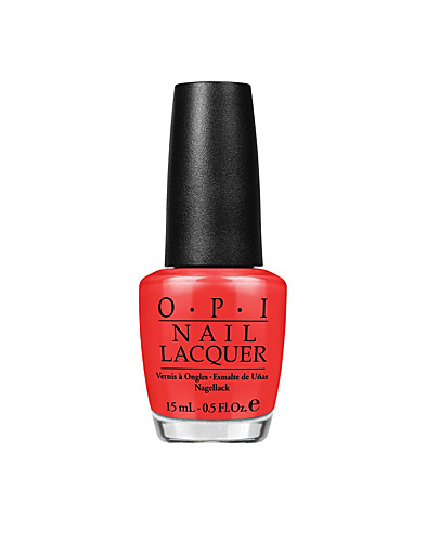 NAIL POLISH - OPI / MY PAPRIKA IS HOTTER THAN YOURS! - NELLY.COM