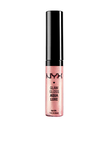 MAKEUP - NYX COSMETICS / GLAM GLOSS AQUA LUXE - NELLY.COM