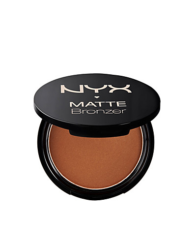 MAKEUP - NYX COSMETICS / MATTE FACE & BODY BRONZER - NELLY.COM