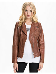 Selected Femme Foma Leather Jacket