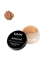 Nyx Cosmetics Mineral Finishing Powder