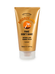 Bronze Ambition Fake Don't Bake Tanning Cream 150ml