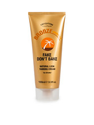 Bronze Ambition Fake Don't Bake Tanning Cream 100ml