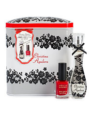 Christina Aguilera Sign Edp 30ml + Nailpolish Set