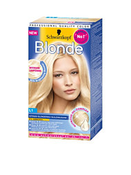 Schwarzkopf Poly Blonde Colour