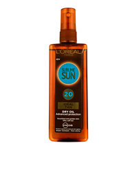 Sublime Sun Oil SPF 20