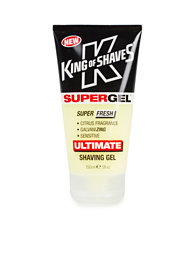 King Of Shaves Super Shave Gel Citrus