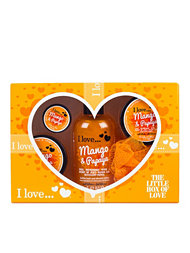 I Love... The Little Box of Love Mango & Papaya