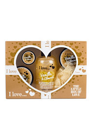 I Love... The Little Box of Love Vanilla & Almond