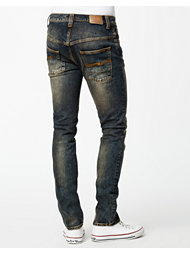Nudie Jeans Thin Finn Org Heavy Rust