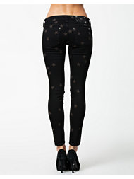 Miss Me Black Star Jeans