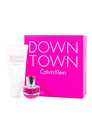 Calvin Klein Perfume Downtown Set