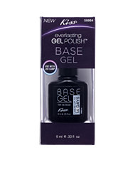 Kiss Everlasting Base Gel Polish