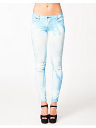 Dr Denim Kissy Dye Print Leggings