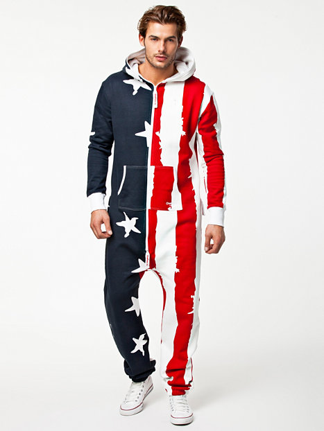 stars and stripes onepiece blau rot jumpsuit. Black Bedroom Furniture Sets. Home Design Ideas