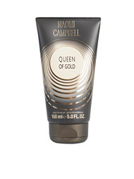 Naomi Campbell Queen Of Gold Shower Gel