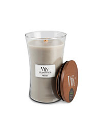 Woodwick Fireside Large