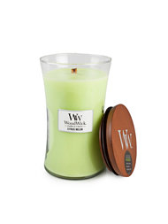 Woodwick Citrus Melon Large