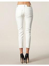J Lindeberg Demi Almost White Pant
