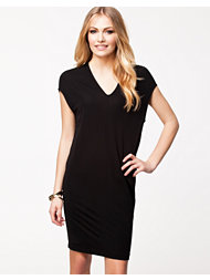 J Lindeberg Callie Smooth Stretch Crepe Dress