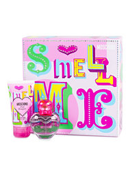 Moschino Pink Bouquet Gift Box