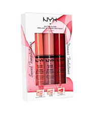 Nyx Cosmetics Buttergloss Set