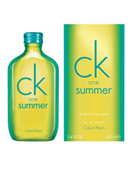 Calvin Klein One Summer 2014 Edt 100ml