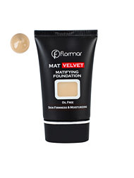 Flormar Mat Velvet Foundation