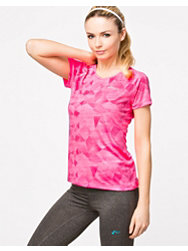 Asics Graphic Scoop Top