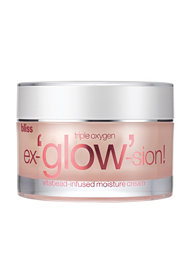 Bliss Triple Oxygen Ex-'glow'-sion Cream