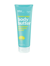 Bliss Lemon + Sage Body Butter