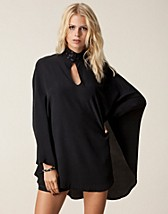 5CDC PONCHO DRESS