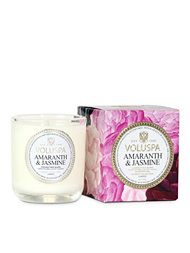 Voluspa Amaranth & Jasmine Classic Maison Boxed Votive Candle