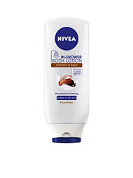 Nivea In Shower Body Lotion Cocoa