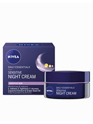 Nivea Sensitive Night Care
