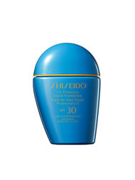 Shiseido Sun Liquid Foundation