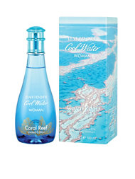 Davidoff Cool Water Woman Summer EDT 2014