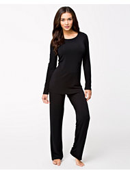 DKNY Lounge Wear Long Sleeve & Pants Set